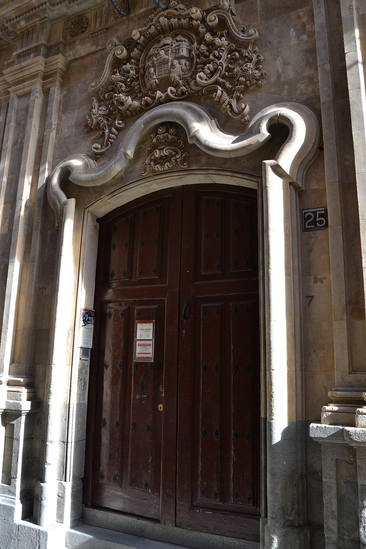 Casa-museo de Unamuno - Wikipedia, la enciclopedia libre