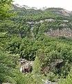Cascada de Arripas y la montaña - Ordesa y Monte Perdido NP - Aragon - Spain - panoramio.jpg