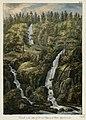 Cascade dans la vallée du Lys près de Bagnères-de-Luchon. 28 septembre 1821 Cascade in the valley of Lis near Bagneres de Luchon. September 28 1821 (n°41) - Fonds Ancely - B315556101 A COLSTON 018.jpg