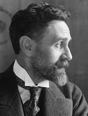 Joseph Conrad - Roger Casement, whom Conrad befriended in the Congo