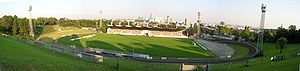 Hohe Warte Stadium - Image: Casino Stadion Hohe Warte