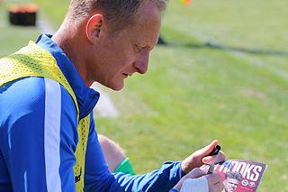 Casper Ankergren Danish former professional footballer