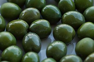 Castelvetrano - Image: Castelvetrano olives