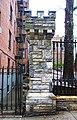 Castle Village 110 Cabrini Boulevard stone pillar.jpg