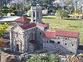 Catalunya en Miniatura-Església de Sant Martí Sarroca.JPG