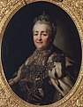Catherine II of Russia after Roslin (c. 1790, Hillwood museum).jpg