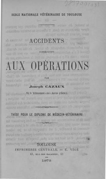 File:Cazaux - Accidents consécutifs aux opérations.djvu