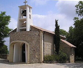Cazevieille - Church