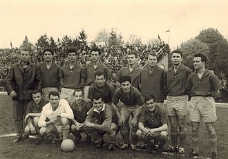 CSM Ceahlăul Piatra Neamț - Ceahlăul Piatra Neamț (1964-1965), the team that promoted back to Divizia B after only one season spent in the third league.