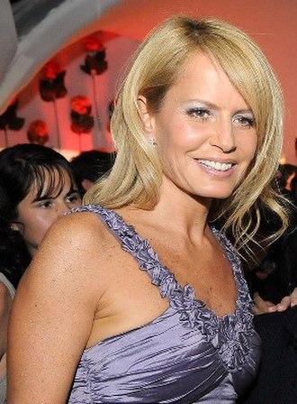 Cecilia Bolocco - Bolocco at the 2010 Chilean telethon