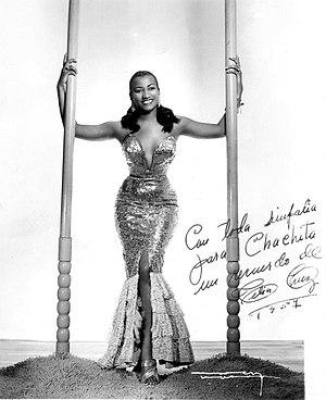 Celia Cruz - Celia Cruz in 1957
