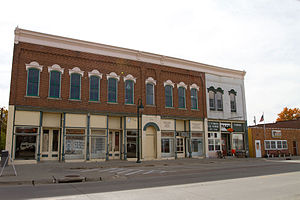 Central City Commercial Historic District - Image: Central City Commercial Historic District 3