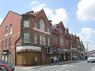 South Elmsall Town and civil parish in West Yorkshire, England