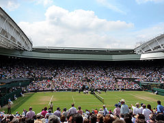 All England Lawn Tennis and Croquet Club (Kort centralny Wimbledonu)