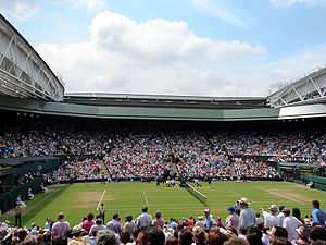 Galliford Try - The Wimbledon Centre Court roof built by Galliford Try