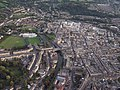 Centre of Bath from a balloon (geograph 2042513).jpg