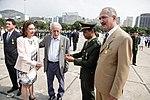 Cerimônia da Imposição da Medalha da Vitória e comemoração do Dia da Vitória, no Monumento Nacional aos Mortos da 2ª Guerra Mundial (26315224163).jpg