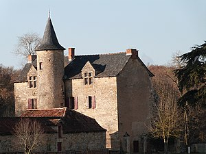 Castanet, Tarn-et-Garonne - The Château of Cambayrac, in Castanet