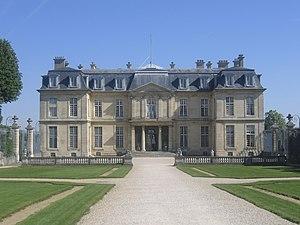 Champs-sur-Marne - Château of Champs-sur-Marne