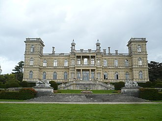 The Ninth Gate - Château de Ferrières, Ferrières-en-Brie, Seine-et-Marne, France