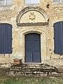 Château de Sérillac main doorway.jpg