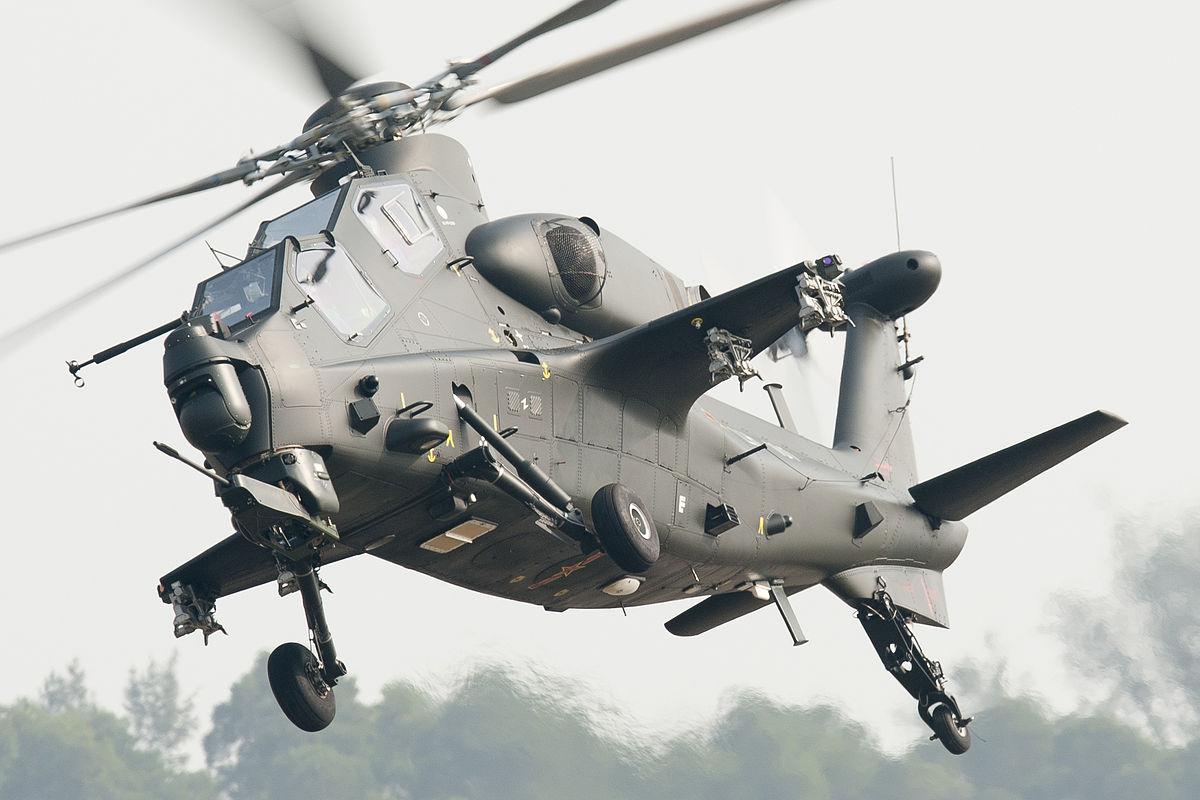 Apache AH-64E vs CAIC Z-10: How does IAFs ace attack