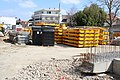 Chantier de construction du complexe associatif multifonctions à Antony 06.jpg