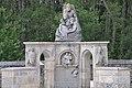 Chapelle de Lababan, pierre tombale du cimetière.jpg