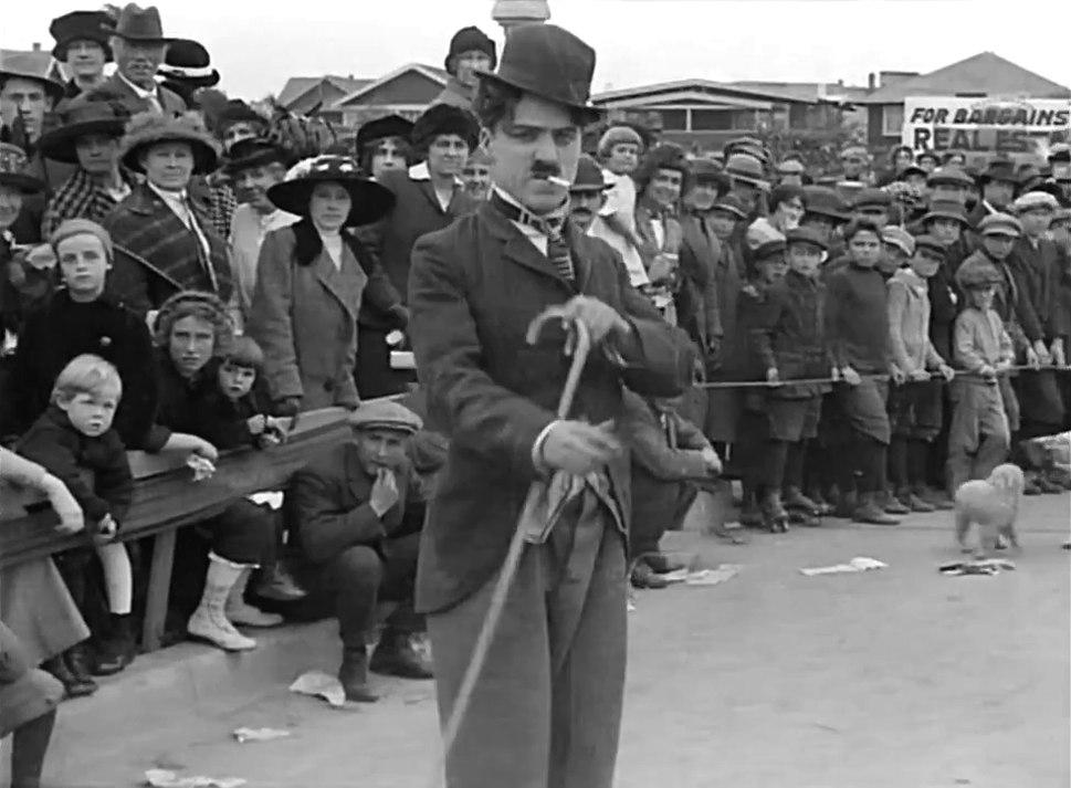 Chaplin Kid Auto Races