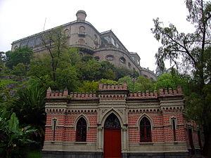 Carl Gangolf Kayser - Image: Chapultepec Castle 621