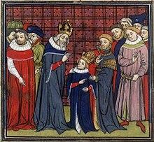 Carlo Magno e Ludovico il Pio.