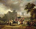 Charles I Demanding Entrance at the Beverley Gate, Hull, 23 April 1642.jpg