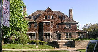 Charles Lang Freer House - Image: Charles Lang Freer House