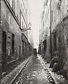Charles Marville, Rue des Vertus, de la rue Phélippeaux, ca. 1853–70.jpg