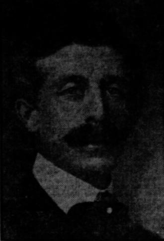 Count Campau - Charley (Count) Campau, c. 1910