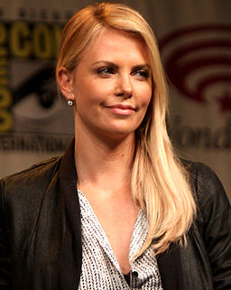 Charlize Theron WonderCon, 2012