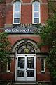 Charlotte Street School Front Door.JPG
