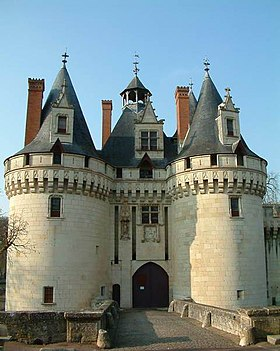 image illustrative de l'article Château de Dissay