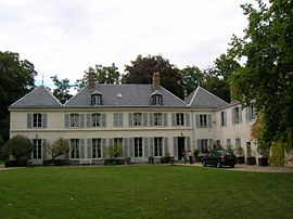 The Chateau du Merle Blanc, in Avrainville