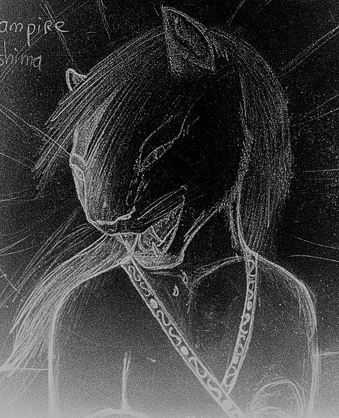 Chat-vampire des Nabeshima