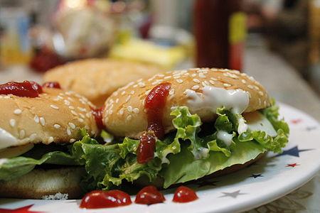 Cheese Burger @ home.JPG