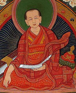 Chekawa Yeshe Dorje Buddhist meditation master
