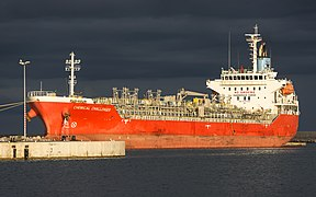 Chemical Challenger (ship, 2015) Sète cf01.jpg