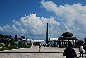 Marina Beach - C. N. Annadurai's Memorial