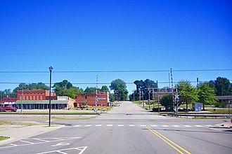 Cherokee, Alabama - Cherokee