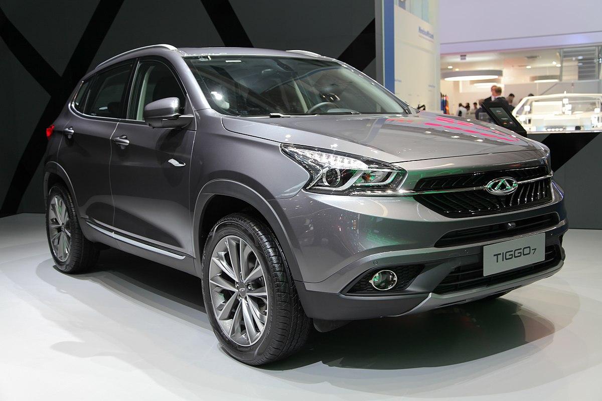 2017 Honda Accord Lx >> Chery Tiggo 7 – Wikipedia