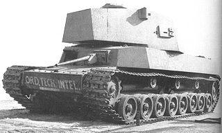 Type 5 Chi-Ri medium tank