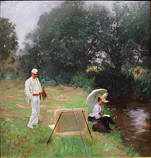 Dennis Miller Bunker American painter