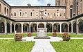 Chiesa di San Lorenzo a Vicenza - Chiostro.jpg