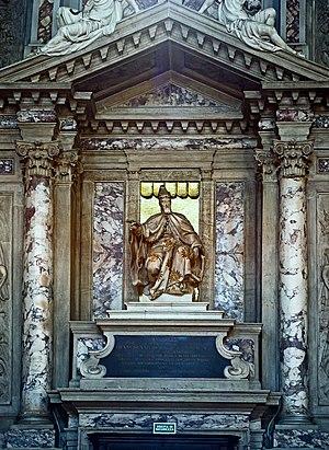 Francesco Erizzo - Monument to Erizzo in San Martino, Venice.